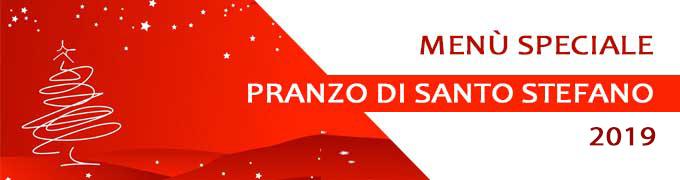PRANZO DI SANTO STEFANO 2019