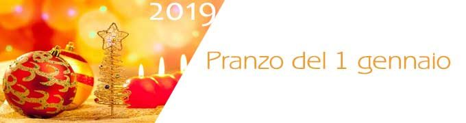 PRANZO DEL 1 GENNAIO 2019